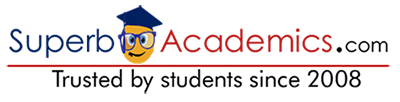 Superb Academics Logo